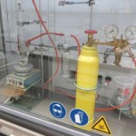 Abzug organische Synthese